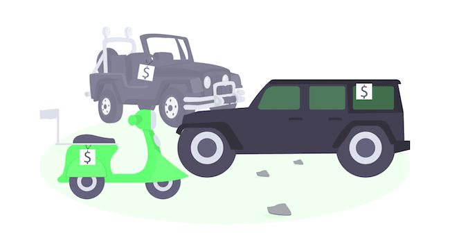 Un segundo coche no es rentable